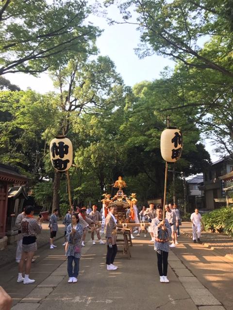 大宮夏祭り