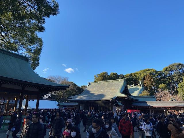 大宮氷川神社 境内 拝殿