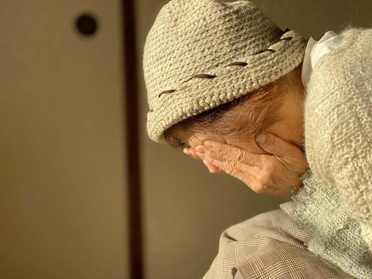 認知症 おばあさん