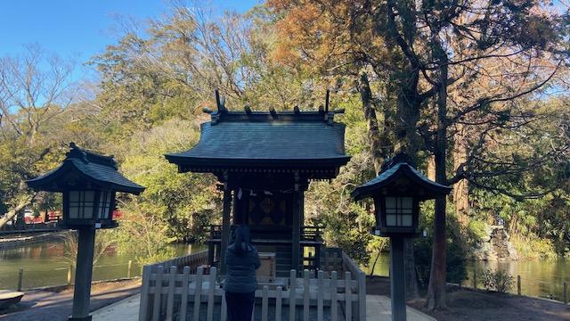 大宮氷川神社 宗像神社